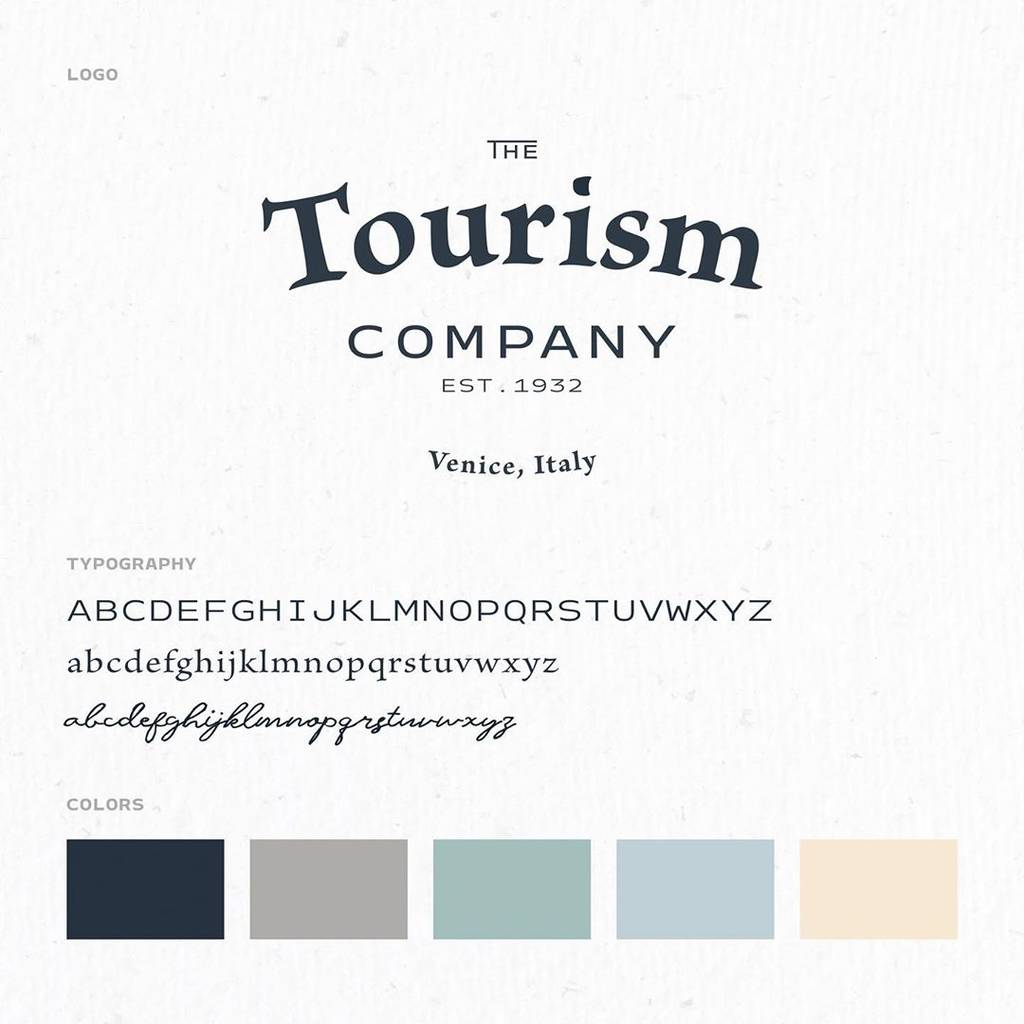 one of my favorite things to do on any project (branding or not), is create a mini brand guide for myself. . - 66821139 1106451056216160 6619224417881238573 n 1024x1024 - One of my favorite things to do on any project (branding or not), is create a mini brand guide for myself. .  This is a …