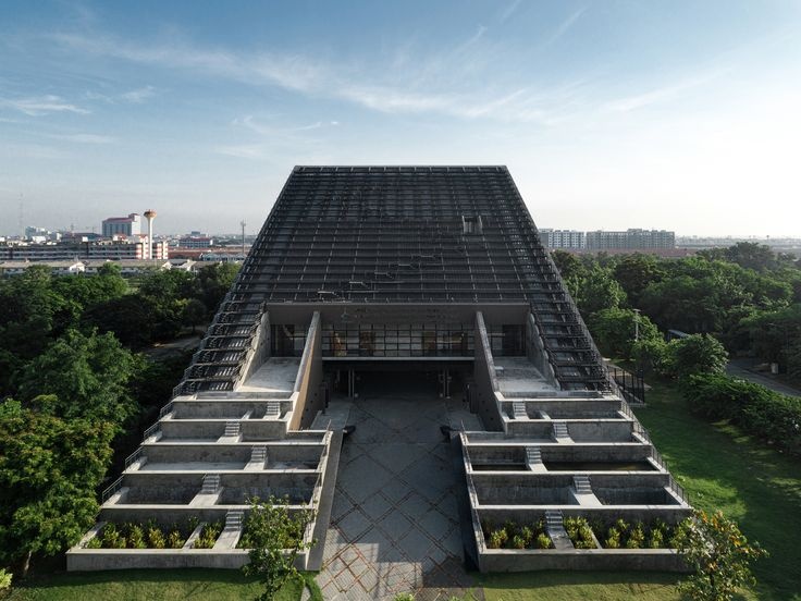 - b35df277087703bb0070db98fce90bff eslmwP - Completed in 2015 in Thailand. The Golden Jubilee Museum of Agriculture is well-known as a place that propagate knowledg…