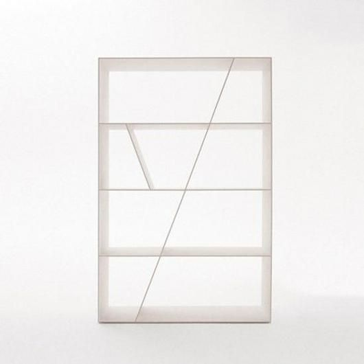 - 8f0c3881c11d92c0b94152afb8b9a395 gNdJ2V - Shelf SL66 – Shelving from B&B Italia. 66 x 37 x H 145 cm26″ x 14 1/2″ x H 57″ inch. CONCEPT. A basic shape with a stron…